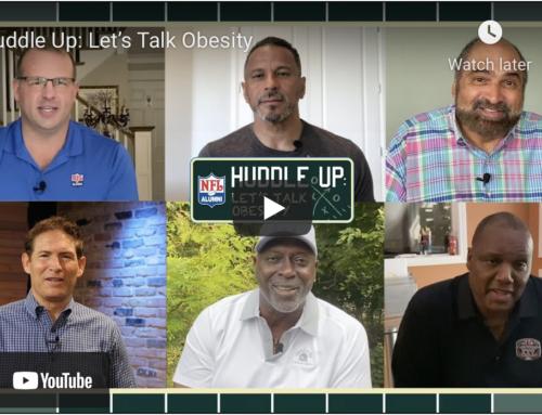 Huddle Up: Let's Talk Obesity