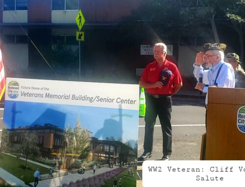 Norcal Chapter Participates in Groundbreaking of new Redwood City Veterans Memorial Senior Center