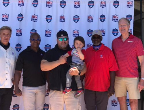 NFL Alumni Assist in Covid-19 Vaccinations for Youth 12+ years old