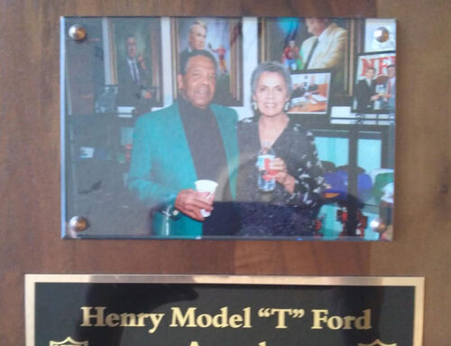 """The Passing of Henry """"Model T"""" Ford, NFL Alumni Pioneer"""