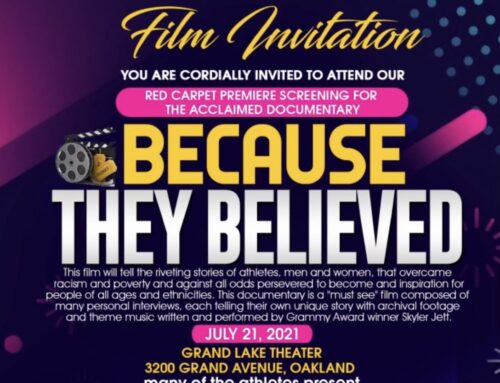 """Special Screening of """"Because They Believed"""" Documentary in Oakland 7/21/21"""