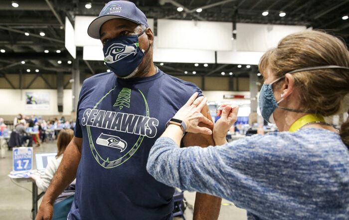 NFL ALUMNI HEALTH PARTNERS WITH CDC TO TACKLE COVID-19 VACCINATION HESITANCY | NFL Alumni Northern California Chapter